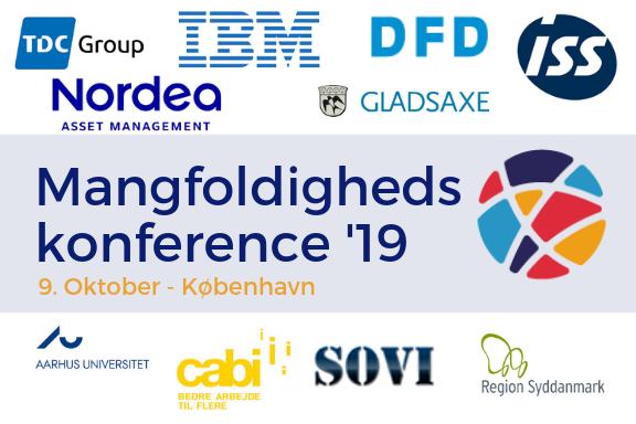Mangfoldighedskonference 2019 – Diversitet og inklusion